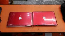 Redish Apple Macbook Laptops design by california usa