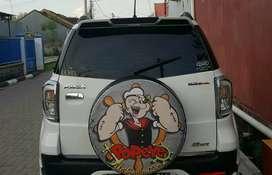 Cover ban serep Rush Terios Taft Crv Taruna Escudo Touring Feroza dll