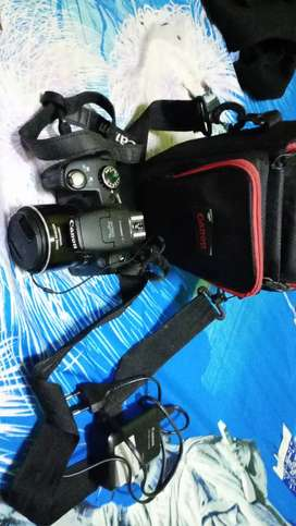 di jual kamera canon powershot sx50 HS