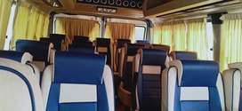 TEMPO TRAVELLER, MINIBUS AND CAR FOR RENTAL