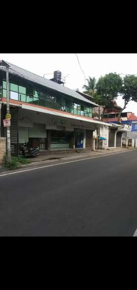 Thevara main road property for sale