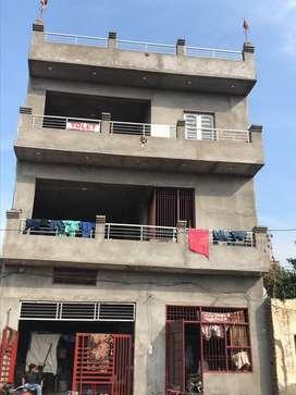 Jamuna apartment back side