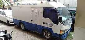 Isuzu Elf Ambulance ambulan 2010