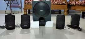 SONY D- 40 4.1 sound system