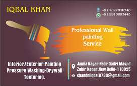 I am a wall painter Apex royal plastic and oil paint