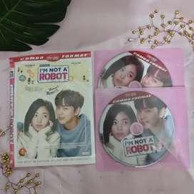 I'm Not A Robot 2017 Dvd Drama Korea