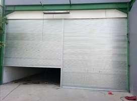 Rolling door, kusen aluminium, folding gate, dll
