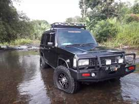 Trooper 95 petrol 2.3 4x4 aktif