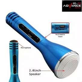 Mic microphone speaker advance advan suara nampol audio bass