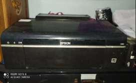 Printer Epson L800 minus Lampu Berkedip