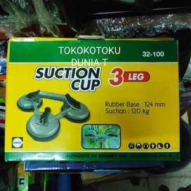 Kop Kaca 3 Kaki 3 Sellery Suction Pump 3 Leg