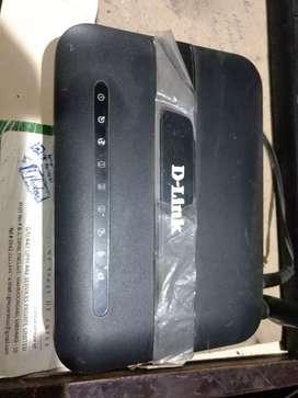 D-link ADSL Modem- Almost New DSL-2730U