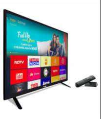 """Cornea 43"""" Android Full HD LED TV with one year warranty"""