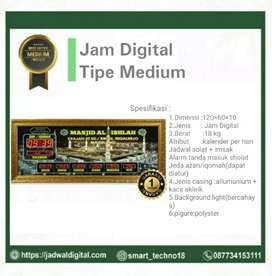 JUAL JAM DIGITAL TIPE MEDIUM