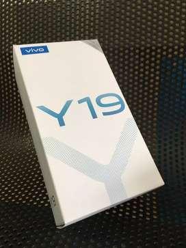 Vivo Y19 ram 6/128 Cash TT Siap Cod terdekat di Gondang