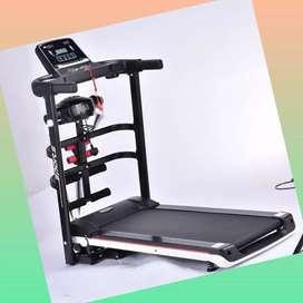 treadmill elektrik EXONE-1000 alat fitnes electric