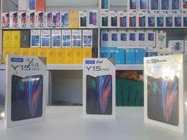 VIVO Y15 RAM 4GB / ROM 64GB ( BARU GARANSI RESMI )