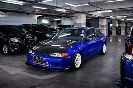 Honda civic estilo 1995 turbo full spec kondisi sangat istimewa