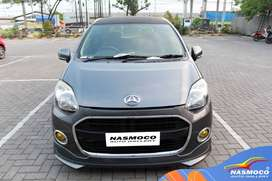 NAG - Daihatsu Ayla 1.0 X AT Matic 2015 Abu-Abu