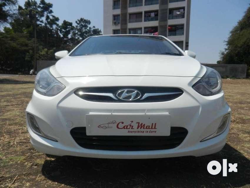 Hyundai Verna Fluidic 1.6 CRDi SX AT, 2012, Diesel 0