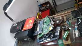 All Laptop PC  motherboard repair Chip level repairing Fixed Charge