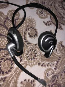 Lenovo Gaming Headset With Box and Warranty Card