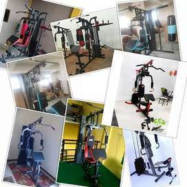 Jual Alat Fitness//Home Gym//SepedaStatis//Treadmill di Semarang (BG)
