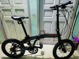 Sepeda lipat pacific exotic