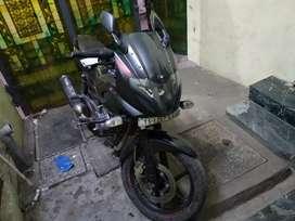 Pulsar 220 good condition bike urgent sale