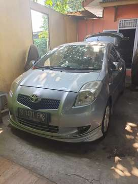 Toyota Yaris S limited at 2006 tdp 13jt