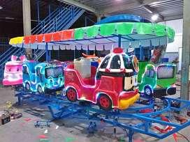kereta panggung odong odong mini coaster