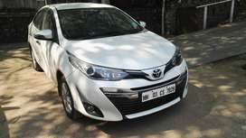 Toyota Yaris Vx Cvt, 2018, Petrol