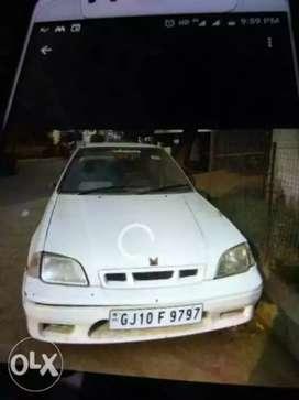 Maruti Suzuki ESTEEM lpg + petrol
