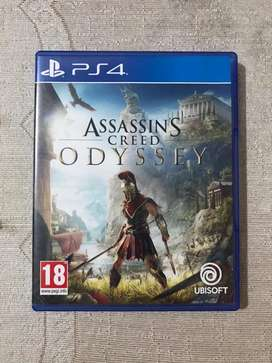 Assassins Creed Odyssey PS4 ( Playstation 4 ) game