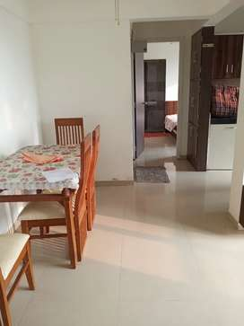 1bhk furnished flat for rent with great view
