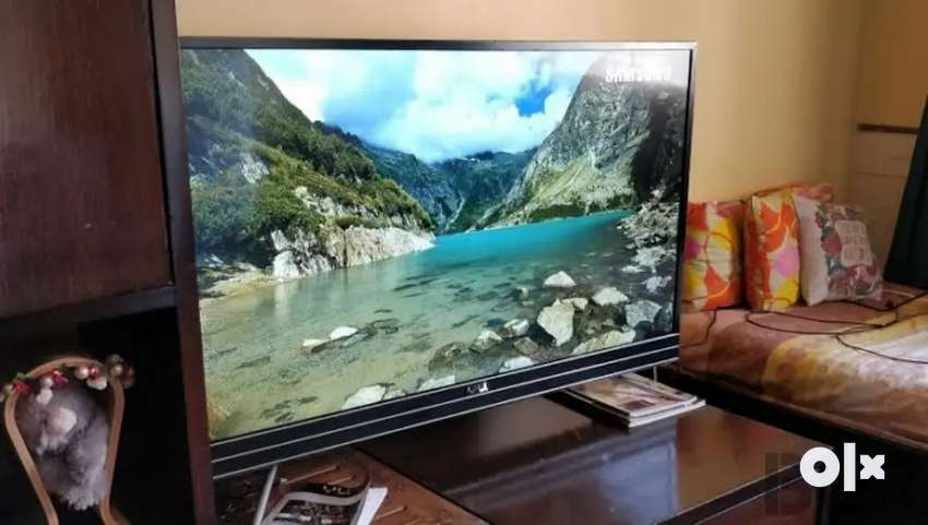 VU 43inch tv with Box 0
