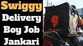 Urgent Hiring Delivery Executives - SWIGGY