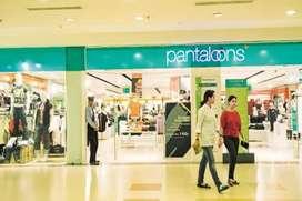 Pantaloons requirements