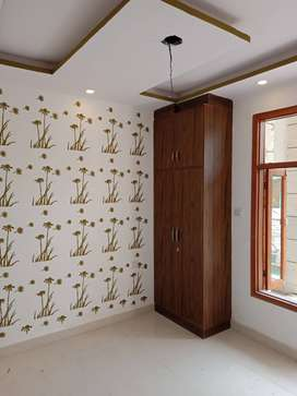 3bhk flat flat with new facility and car parking