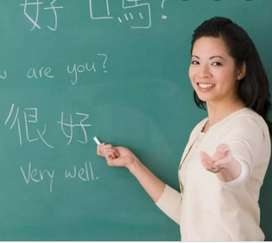 Guru les privat mandarin international school
