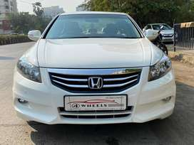 Honda Accord 2.4 Automatic, 2012, Petrol