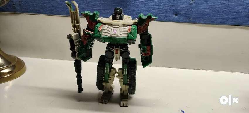 Transformers: Megatron Tank mode 0