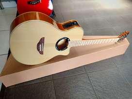 Gitar Akustik cocok elektronik