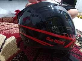 Helm baru honda kyt spesial edition