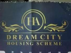Dream City Housing scheme Commercial Corner Plot