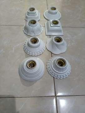 Dijual Fitting Lampu Plafon Eceran/Grosir