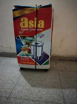 Asia washing machine 5 year warranty