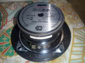 Original BM 4 inch car speakers