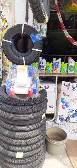 Tyres tube