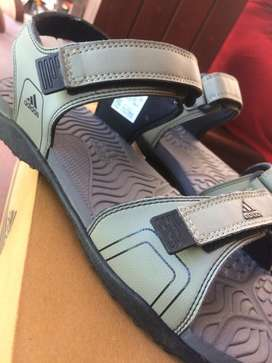 New Adidas sandles not used